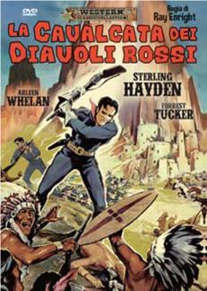 LA CAVALCATA DEI DIAVOLI ROSSI (DVD)
