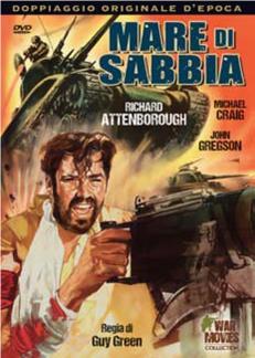 MARE DI SABBIA (DVD)