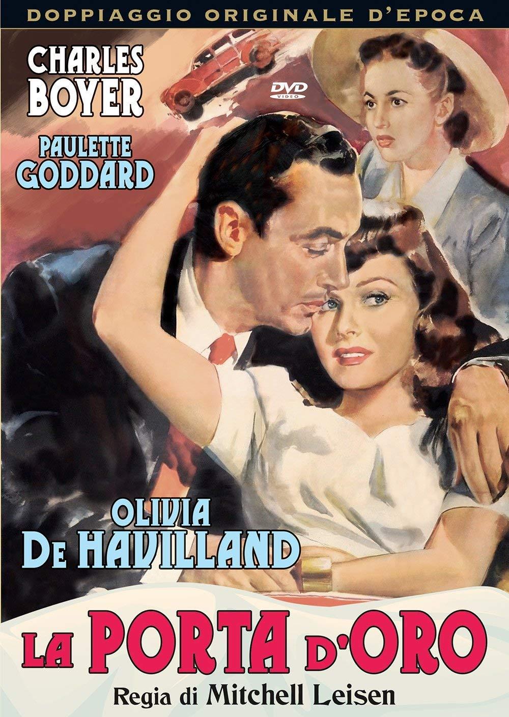 LA PORTA D'ORO (DVD)