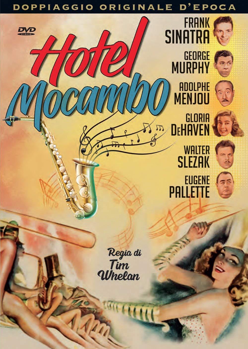 HOTEL MOCAMBO (DVD)
