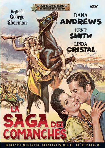 LA SAGA DEI COMANCHES (DVD)