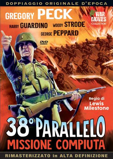 38 PARALLELO MISSIONE COMPIUTA (DVD)