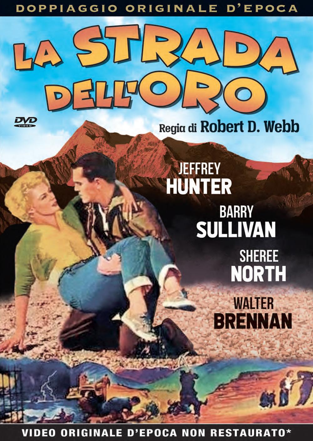 LA STRADA DELL'ORO (DVD)