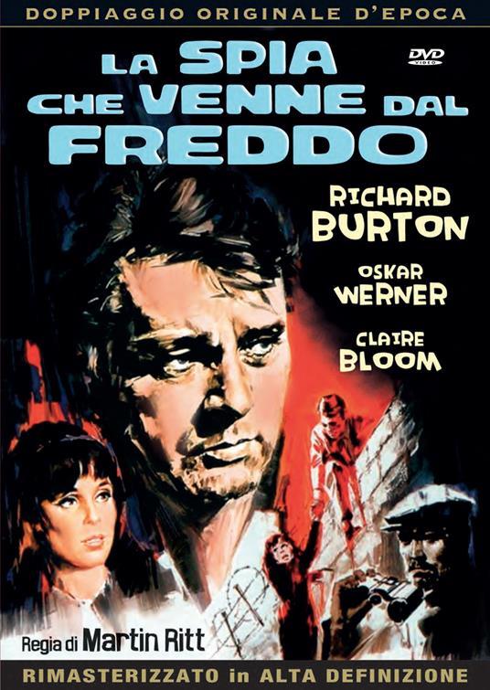 LA SPIA CHE VENNE DAL FREDDO (DVD)