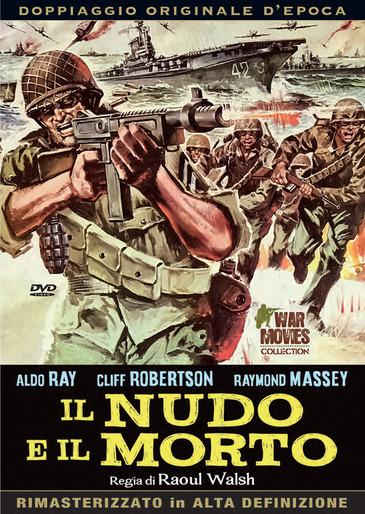 IL NUDO E IL MORTO (DVD)
