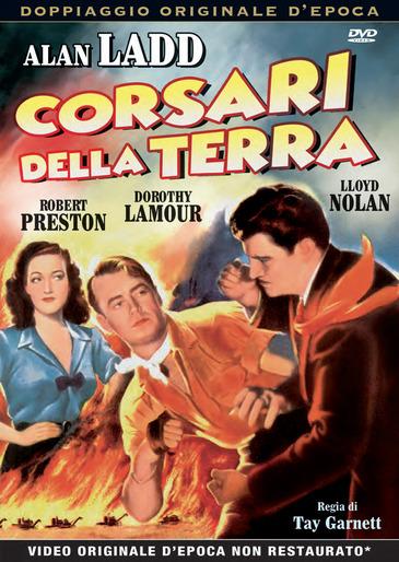 CORSARI DELLA TERRA (DVD)
