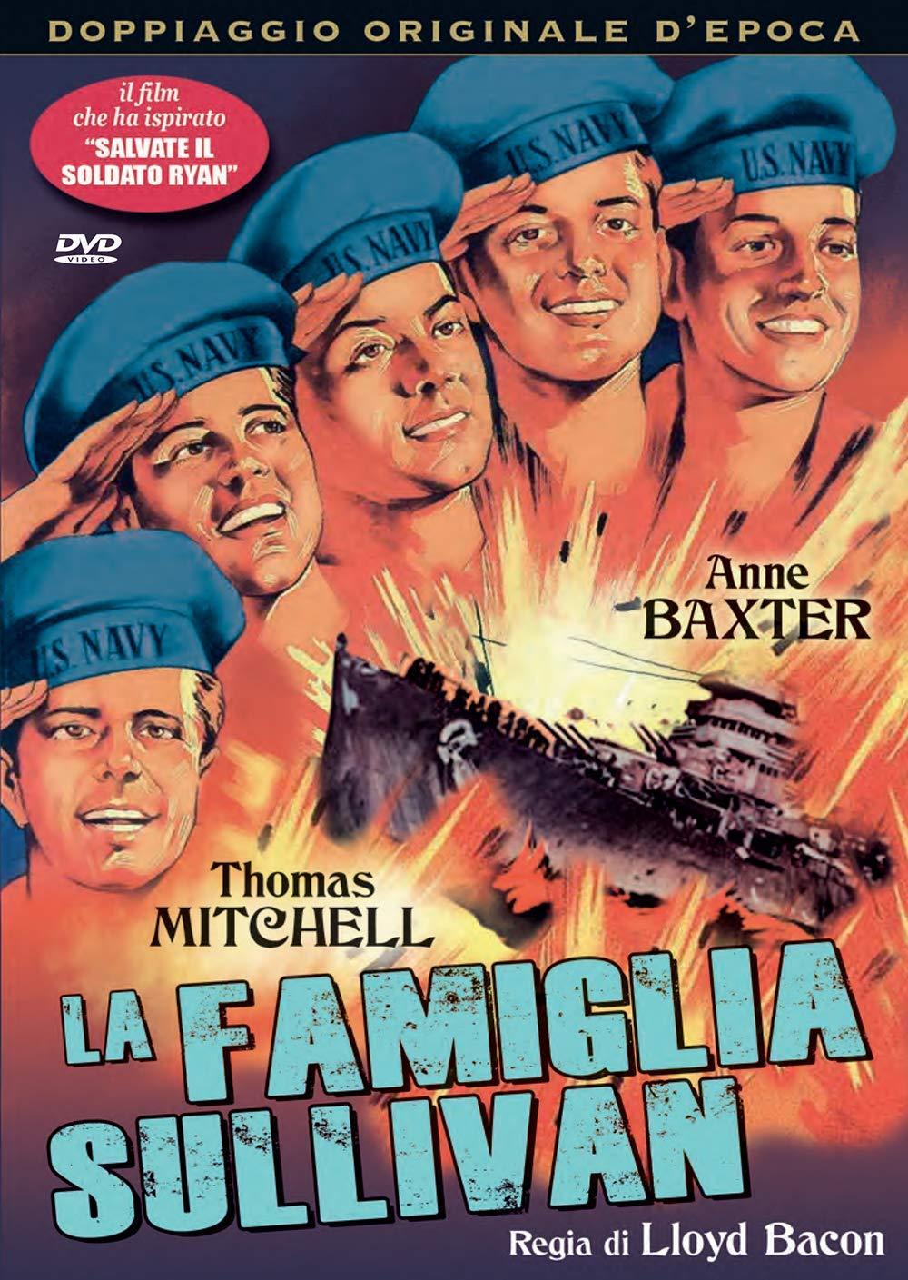 LA FAMIGLIA SULLIVAN (DVD)
