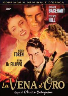 LA VENA D'ORO (DVD)