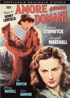 AMORE SENZADOMANI (DVD)