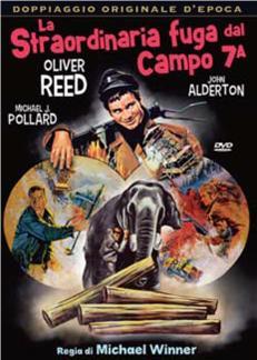 LA STRAORDINARIA FUGA DAL CAMPO 7A (DVD)