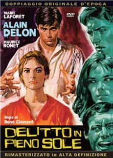DELITTO IN PIENO SOLE (DVD)