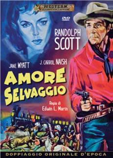 AMORE SELVAGGIO (DVD)