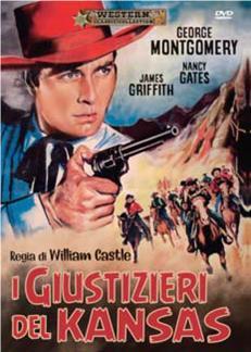 I GIUSTIZIERI DEL KANSAS (DVD)