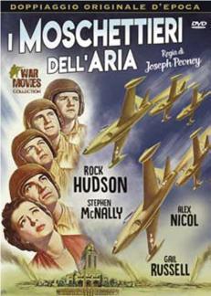 I MOSCHETTIERI DELL'ARIA (DVD)