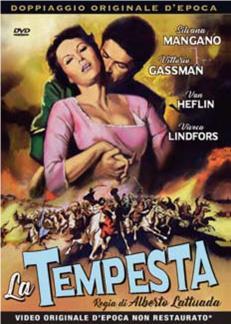 LA TEMPESTA (DVD)