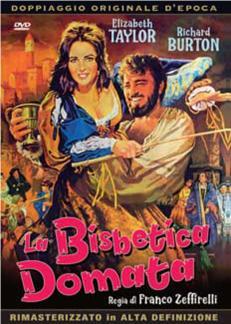 LA BISBETICA DOMATA (DVD)