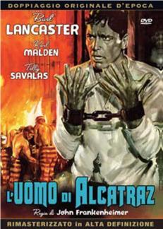 L'UOMO DI ALCATRAZ (DVD)