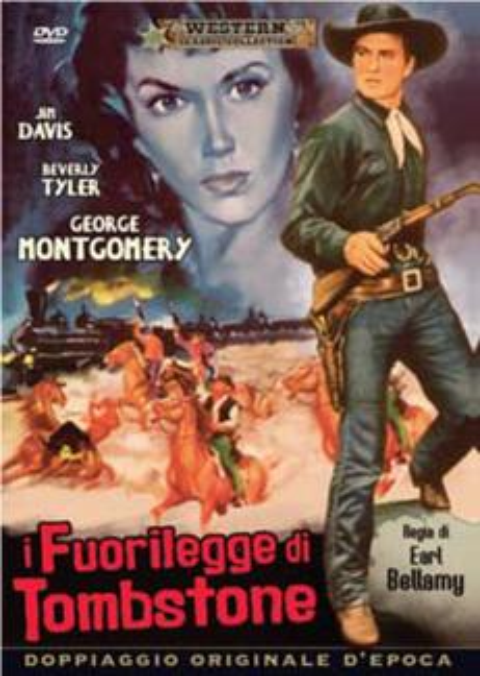 I FUORILEGGE DI TOMBSTONE (DVD)