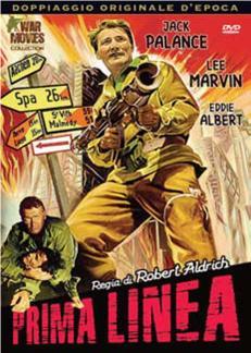 PRIMA LINEA (DVD)