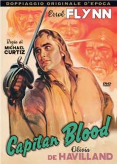 CAPITAN BLOOD (DVD)