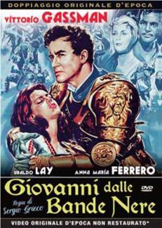 GIOVANNI DALLE BANDE NERE (DVD)