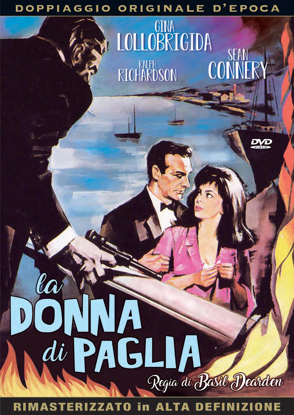 LA DONNA DI PAGLIA (DVD)