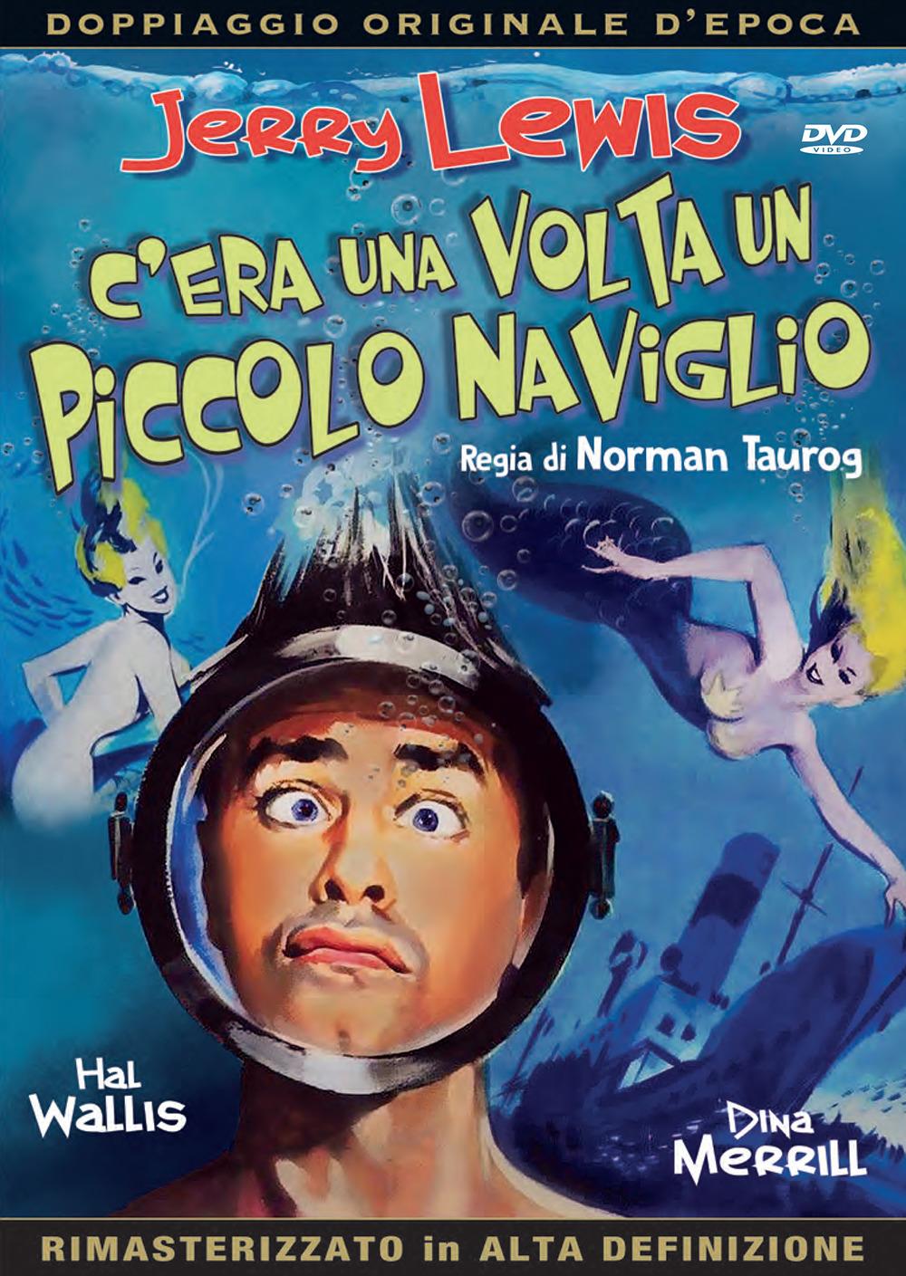 C'ERA UNA VOLTA UN PICCOLO NAVIGLIO (DVD)