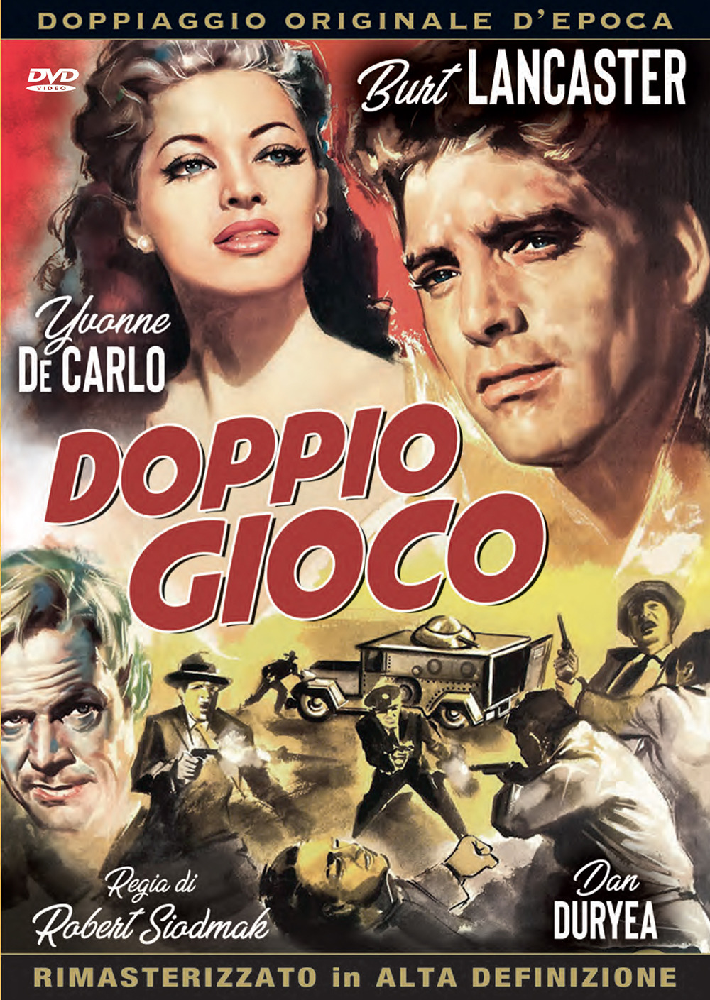 DOPPIO GIOCO (DVD)