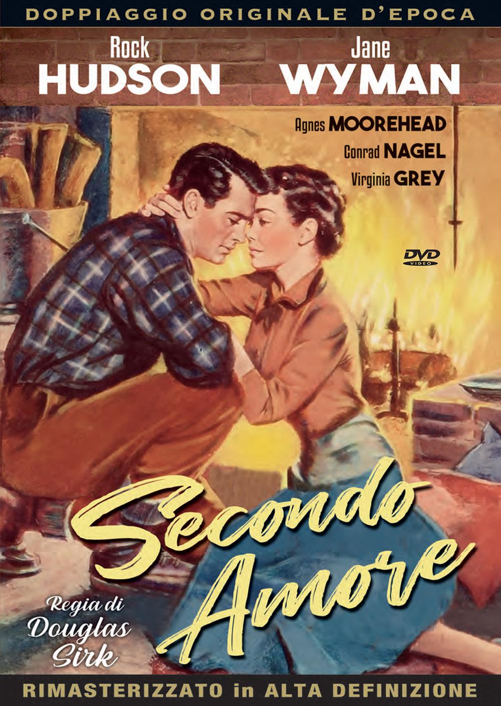 SECONDO AMORE (DVD)