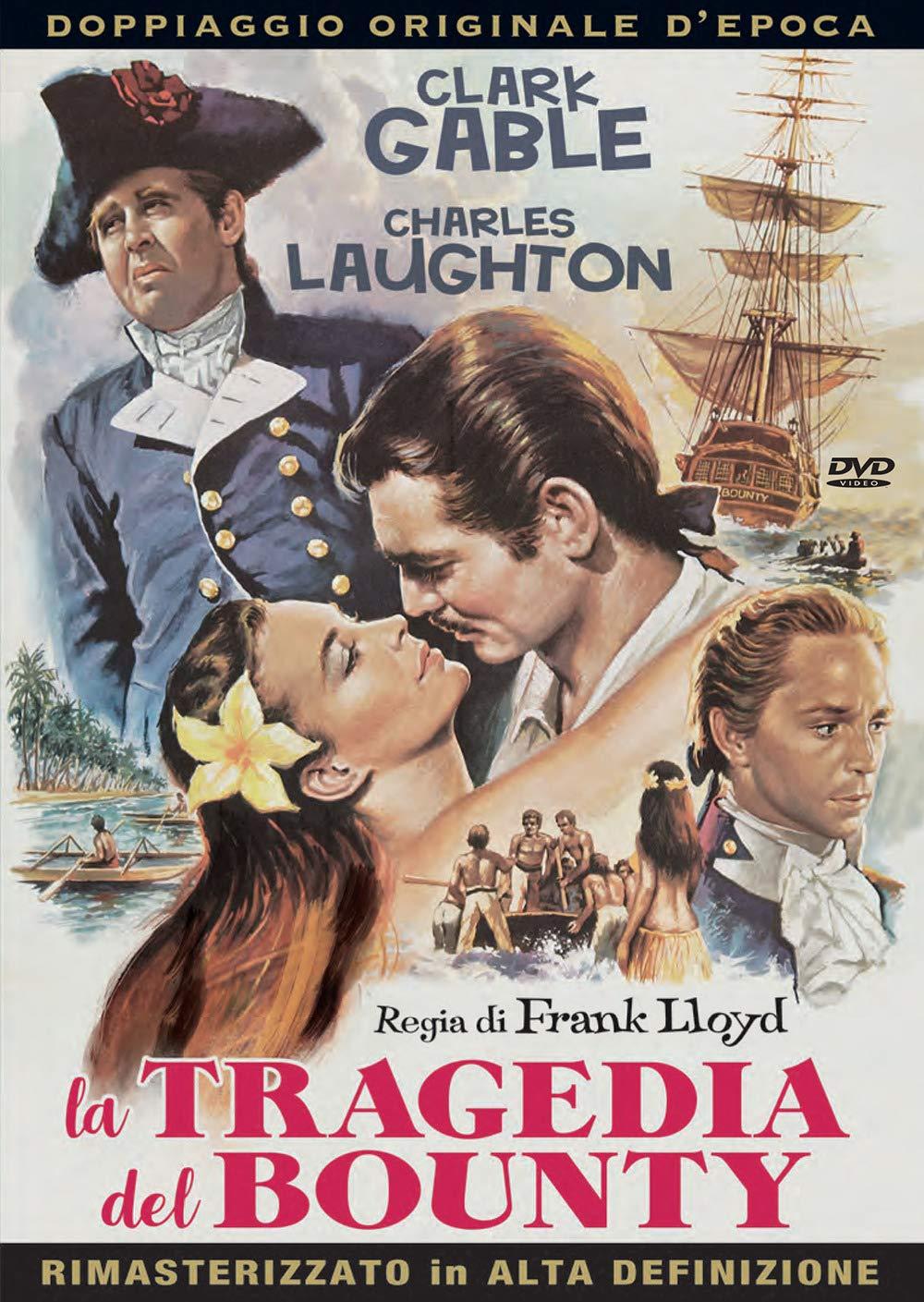 LA TRAGEDIA DEL BOUNTY (DVD)