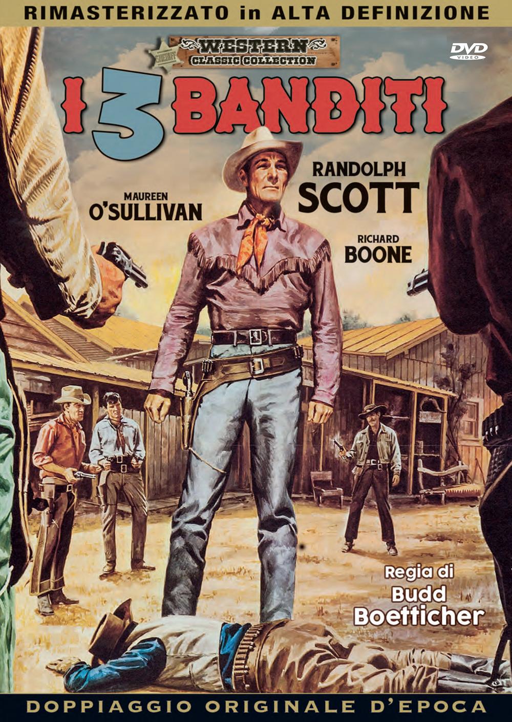 I TRE BANDITI (DVD)