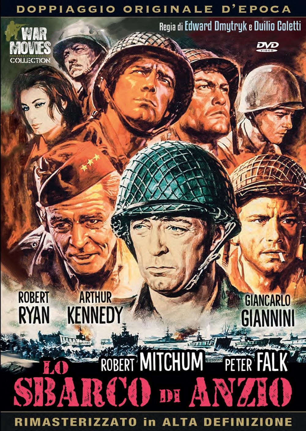 LO SBARCO DI ANZIO (DVD)