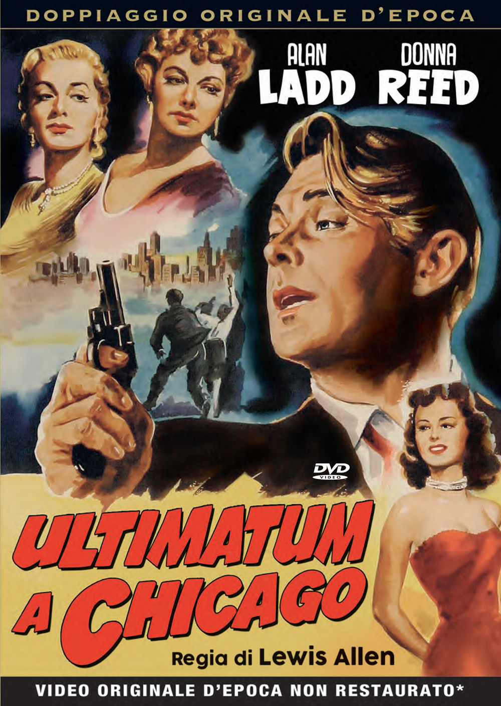 ULTIMATUM A CHICAGO (DVD)