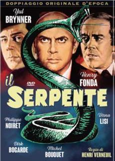 IL SERPENTE (DVD)