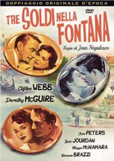 TRE SOLDI NELLA FONTANA (DVD)