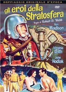 GLI EROI DELLA STRATOSFERA (DVD)
