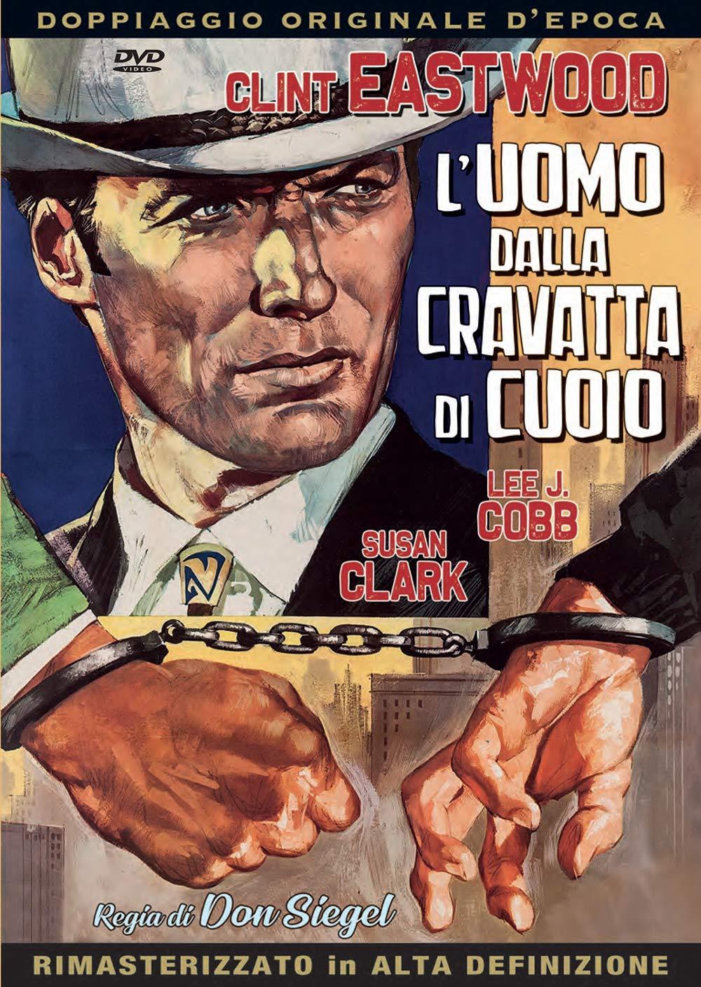 L'UOMO DALLA CRAVATTA DI CUOIO (DVD)