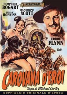 CAROVANA D'EROI (DVD)