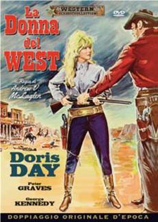 LA DONNA DEL WEST (DVD)