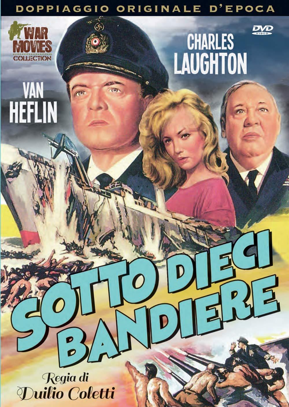 SOTTO DIECI BANDIERE (DVD)
