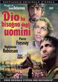 DIO HA BISOGNO DEGLI UOMINI (DVD)