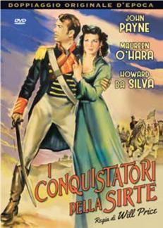 I CONQUISTATORI DELLA SIRTE (DVD)