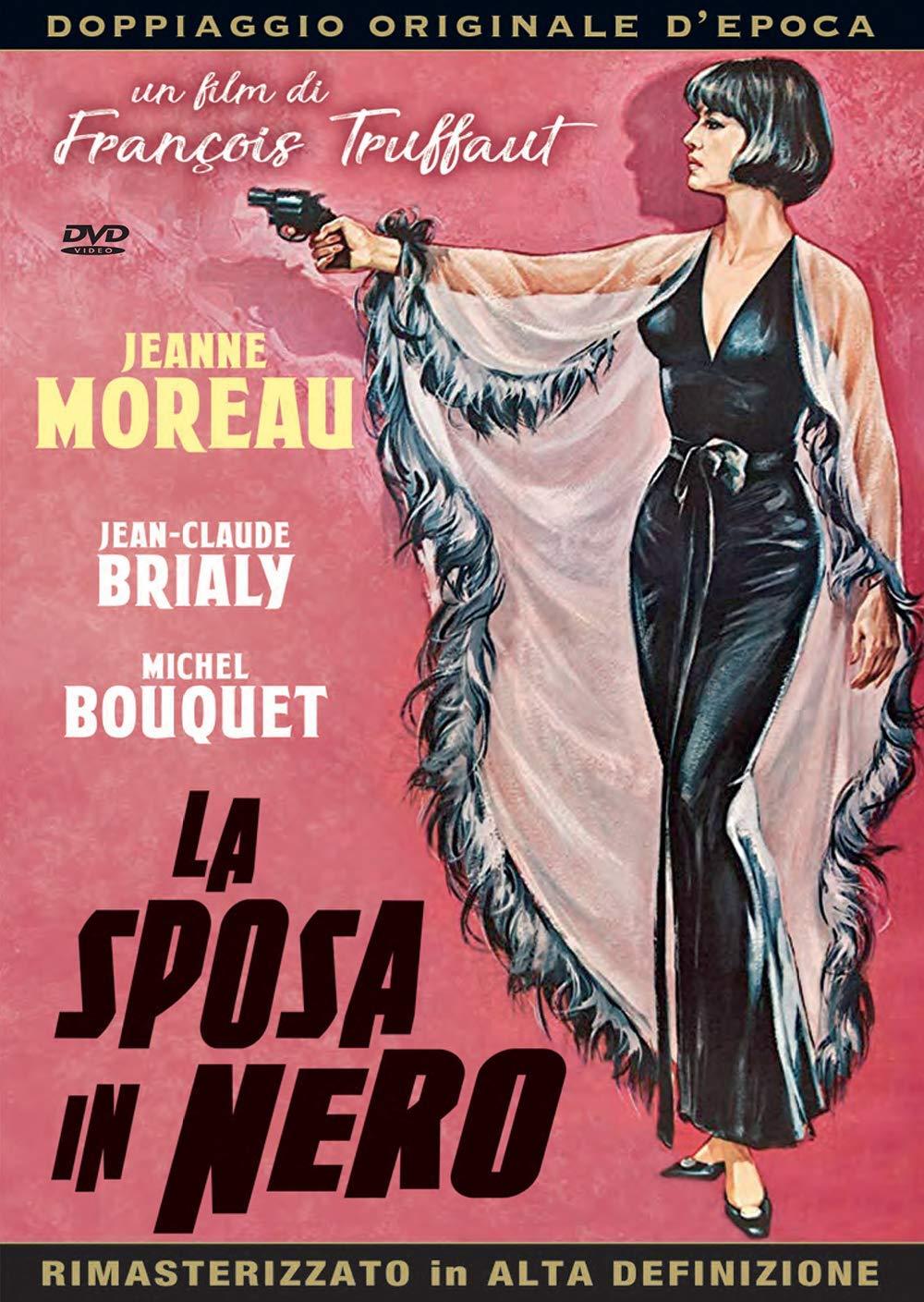 LA SPOSA IN NERO (DVD)