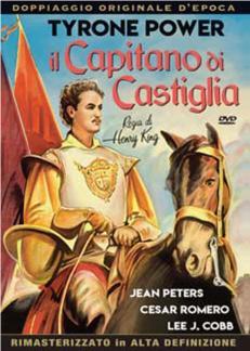 IL CAPITANO DI CASTIGLIA (DVD)