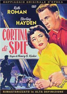 CORTINA DI SPIE (DVD)