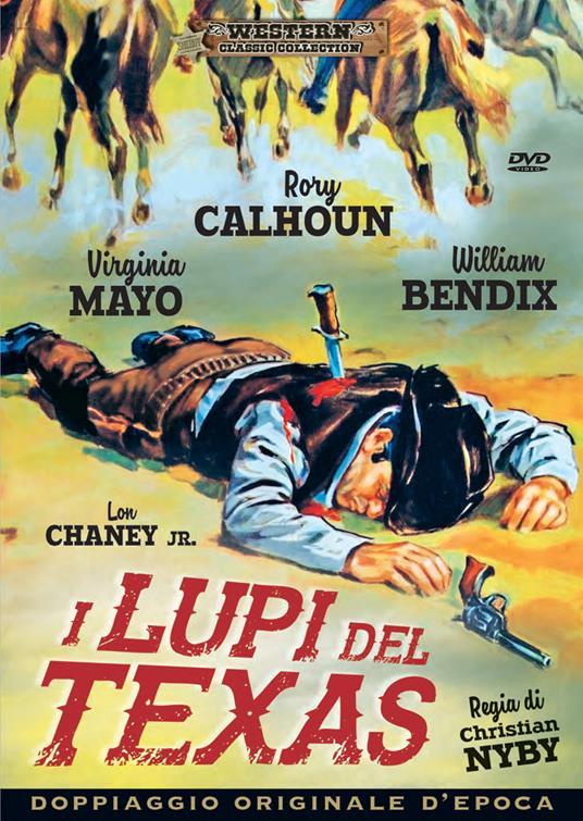 I LUPI DEL TEXAS (DVD)