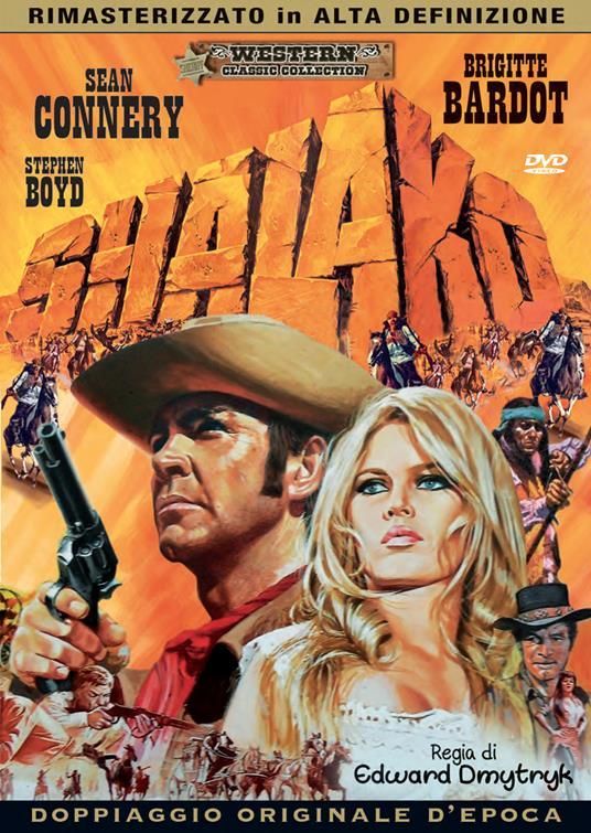 SHALAKO' (DVD)
