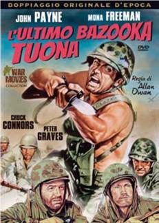 L'ULTIMO BAZOOKA TUONA (DVD)
