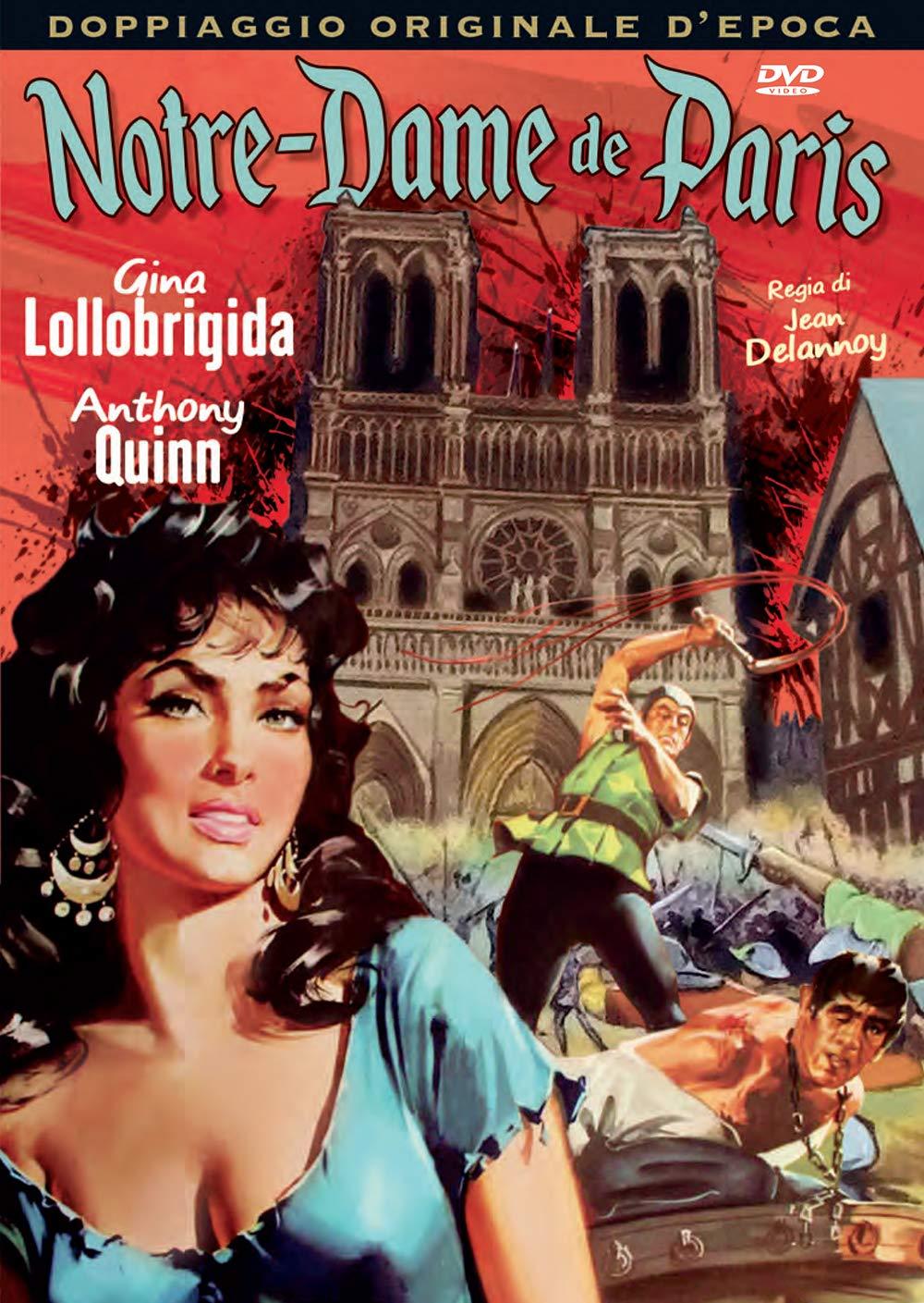 NOTRE DAME DE PARIS (DVD)