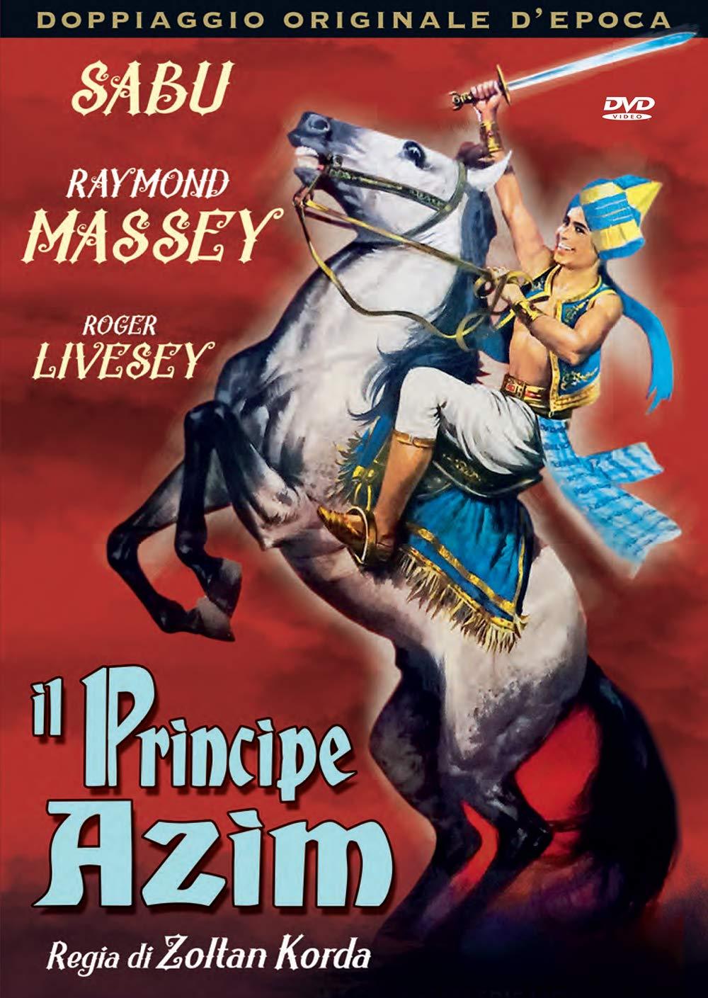 IL PRINCIPE AZIM (DVD)